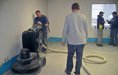 Concrete Grinding Services in St. Louis