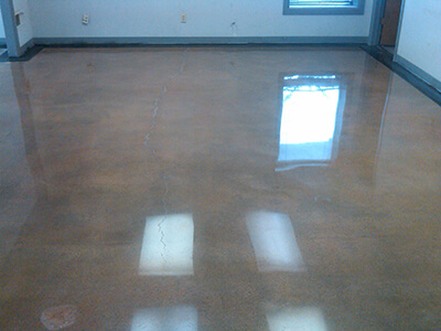 Polished Concrete Flooring | Concrete Polishing, Staining, and Grinding Services