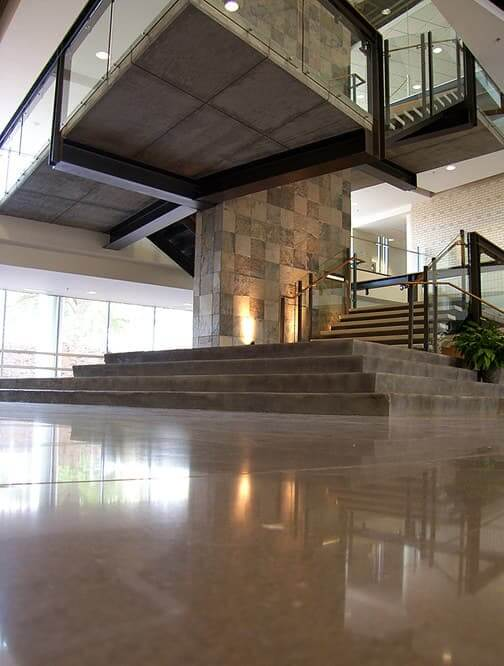 Concrete Polishing Services Polished Floors For