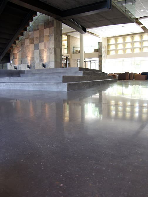 Concrete Polishing Services Polished Concrete Floors For