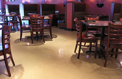 Concrete Flooring Services in St. Louis: Concrete Stain Application