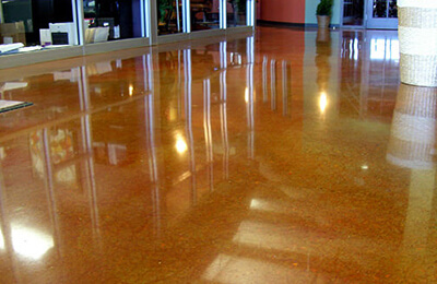 Concrete Polishing and Staining in St. Louis