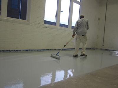 Epoxy Floor Paint Installation Amp Epoxy Floor Coating