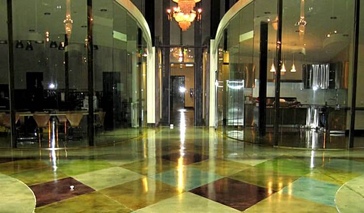 Epoxy Floor Coating and Concrete Floor Services