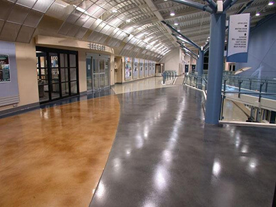 Concrete Polishing Services in St. Louis