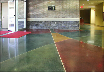 Epoxy Flooring for Industrial & Commercial Buildings in St. Louis