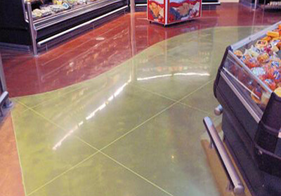 Commerical Flooring | Epoxy Floor Coating Application